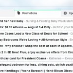 My Gmail Tabs
