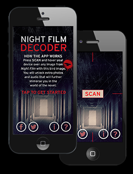 Night Film Decoder